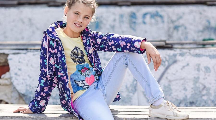 Сеть магазинов детской одежды и обуви в городе Челябинске
